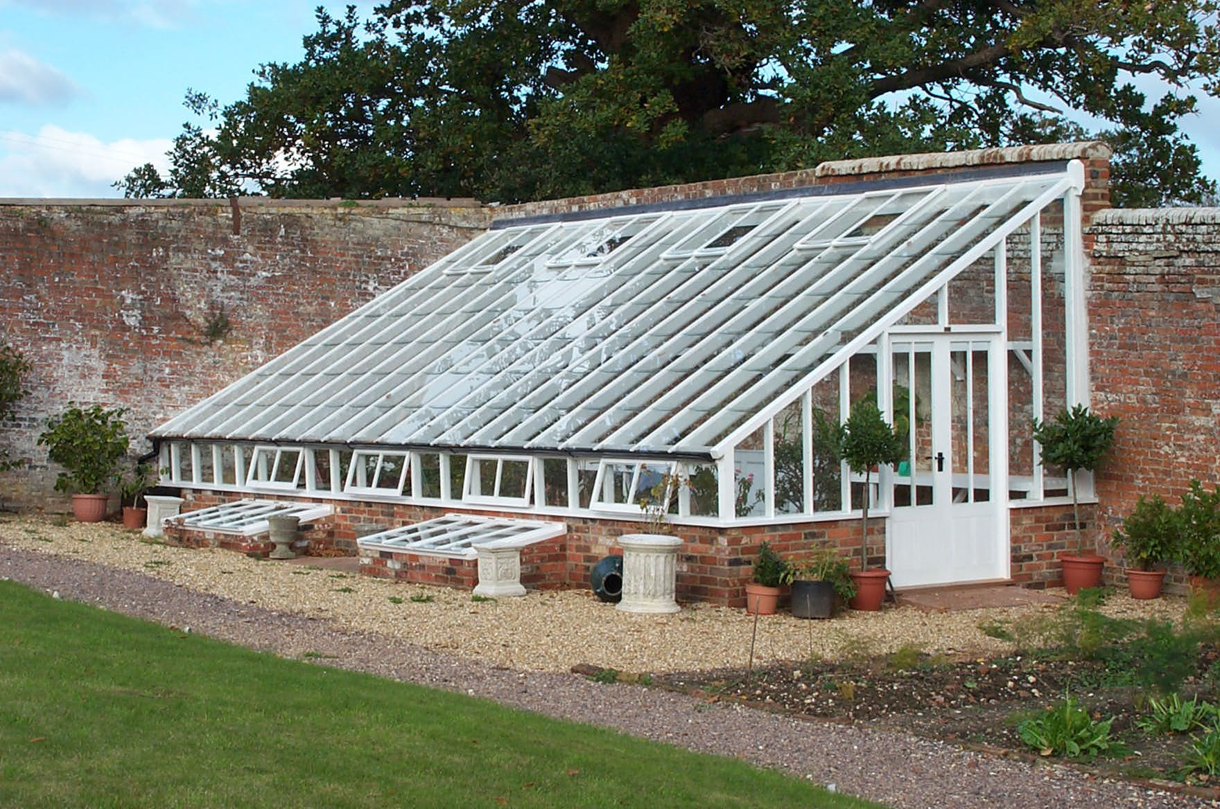 Victorian Greenhouse Plans Designs